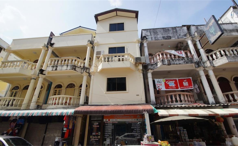 Commerce vendre kathu patong tha lande un toit for Chambre de commerce thailande