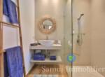 Villa à louer - 3 chambres - cocoteraie - Bophut - Koh Samui13