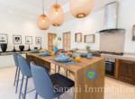 Villa à louer - 3 chambres - cocoteraie - Bophut - Koh Samui29