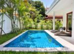 Villa à louer - 3 chambres - cocoteraie - Bophut - Koh Samui34