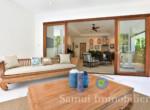 Villa à louer - 3 chambres - cocoteraie - Bophut - Koh Samui35