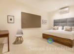 Villa à louer - 3 chambres - cocoteraie - Bophut - Koh Samui56