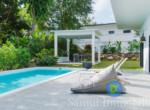 Villa à louer - 3 chambres - cocoteraie - Chaweng Noi - Koh Samui1