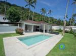 Villa à louer - 3 chambres - cocoteraie - Lamai - Koh Samui2