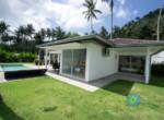 Villa à louer - 3 chambres - cocoteraie - Lamai - Koh Samui3