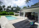 Villa à louer - 3 chambres - cocoteraie - Lamai - Koh Samui5