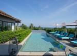 Villa à louer - 3 chambres - vue sur mer - Lamai14