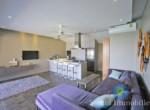 Villa à louer - 3 chambres - vue sur mer - Lamai23