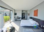 Villa à louer - 3 chambres - vue sur mer - Lamai37