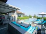 Villa à louer - 3 chambres - vue sur mer - Lamai8