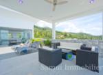 Villa à louer - 3 ou 4 chambres - vue sur mer - Chaweng - Koh Samui27