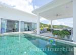 Villa à louer - 3 ou 4 chambres - vue sur mer - Chaweng - Koh Samui28