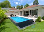 Villa à vendre - 2 chambres - cocoteraie - Hua Thanon - Koh Samui1