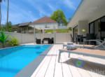 Villa à vendre - 2 chambres - cocoteraie - Hua Thanon - Koh Samui10