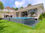 Villa à vendre - 2 chambres - cocoteraie - Hua Thanon - Koh Samui2
