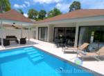 Villa à vendre - 2 chambres - cocoteraie - Hua Thanon - Koh Samui7