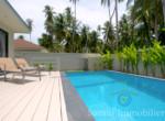 Villa à vendre - 2 chambres - cocoteraie - Hua Thanon - Koh Samui8