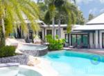 Villa à vendre - 3 chambres - cocoteraie - Chaweng - Koh Samui 28