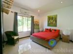 Villa à vendre - 3 chambres - cocoteraie - Lamai - Koh Samui29