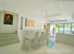 Villa à vendre - 3 chambres - cocoteraie - Plai Laem - Koh Samui1