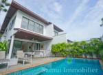 Villa à vendre - 3 chambres - cocoteraie - Plai Laem - Koh Samui10