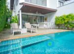 Villa à vendre - 3 chambres - cocoteraie - Plai Laem - Koh Samui13