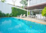 Villa à vendre - 3 chambres - cocoteraie - Plai Laem - Koh Samui14