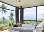 Villa à vendre - 3 chambres - vue sur mer - Hua Thanon - Koh Samui111