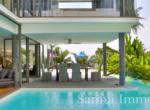 Villa à vendre - 3 chambres - vue sur mer - Hua Thanon - Koh Samui124