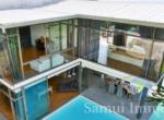 Villa à vendre - 3 chambres - vue sur mer - Hua Thanon - Koh Samui125