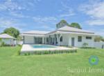Villa à vendre - 4 chambres - cocoteraie - Bang Kao - Koh Samui28