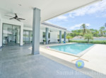 Villa à vendre - 4 chambres - cocoteraie - Bang Kao - Koh Samui35