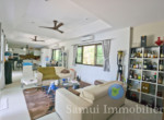 Villa à vendre - 4 chambres - cocoteraie - Lamai - Koh Samui1