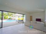 Villa à vendre - 4 chambres - cocoteraie - Lamai - Koh Samui12