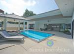 Villa à vendre - 4 chambres - cocoteraie - Lamai - Koh Samui8