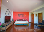 Villa à vendre - 4 chambres - vue sur mer - Bang Rak - Koh Samui23
