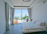 Villa à vendre - 3 chambres - vue sur mer - Chaweng Noi - Koh Samui28