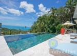 Villa à vendre - 3 chambres - vue sur mer - Lamai - Koh Samui11