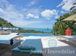 Villa à vendre - 3 chambres - vue sur mer - Lamai - Koh Samui4
