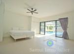 Villa à vendre - 4 chambres - cocoteraie - Lamai - Koh Samui19