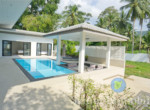 Villa à vendre - 4 chambres - cocoteraie - Lamai - Koh Samui3