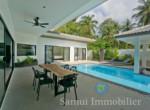 Villa à vendre - 4 chambres - cocoteraie - Lamai - Koh Samui6
