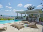Villa à vendre - 6 chambres - vue sur mer - Chaweng Noi -  Koh Samui13