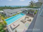 Villa à vendre - 6 chambres - vue sur mer - Chaweng Noi -  Koh Samui33