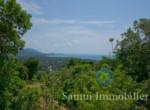 2 villas à vendre - 3 + 2 chambres - vue sur mer - Laem Set - Koh Samui49