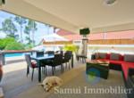 Villa + 4 bungalows à vendre - 7 chambres - Lamai - Koh Samui11