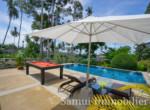 Villa + 4 bungalows à vendre - 7 chambres - Lamai - Koh Samui2