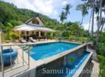 Villa + 4 bungalows à vendre - 7 chambres - Lamai - Koh Samui8