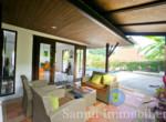 Villa à vendre - 2 chambres - Bang Por - Koh Samui19
