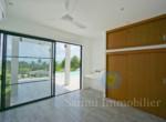 Villa à vendre - 2 chambres - vue sur mer - Chaweng Noi - Koh Samui11